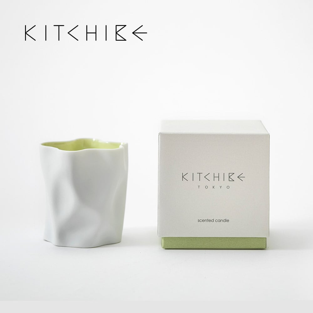 【KITCHIBE】Crinkle Candle (WASHI)