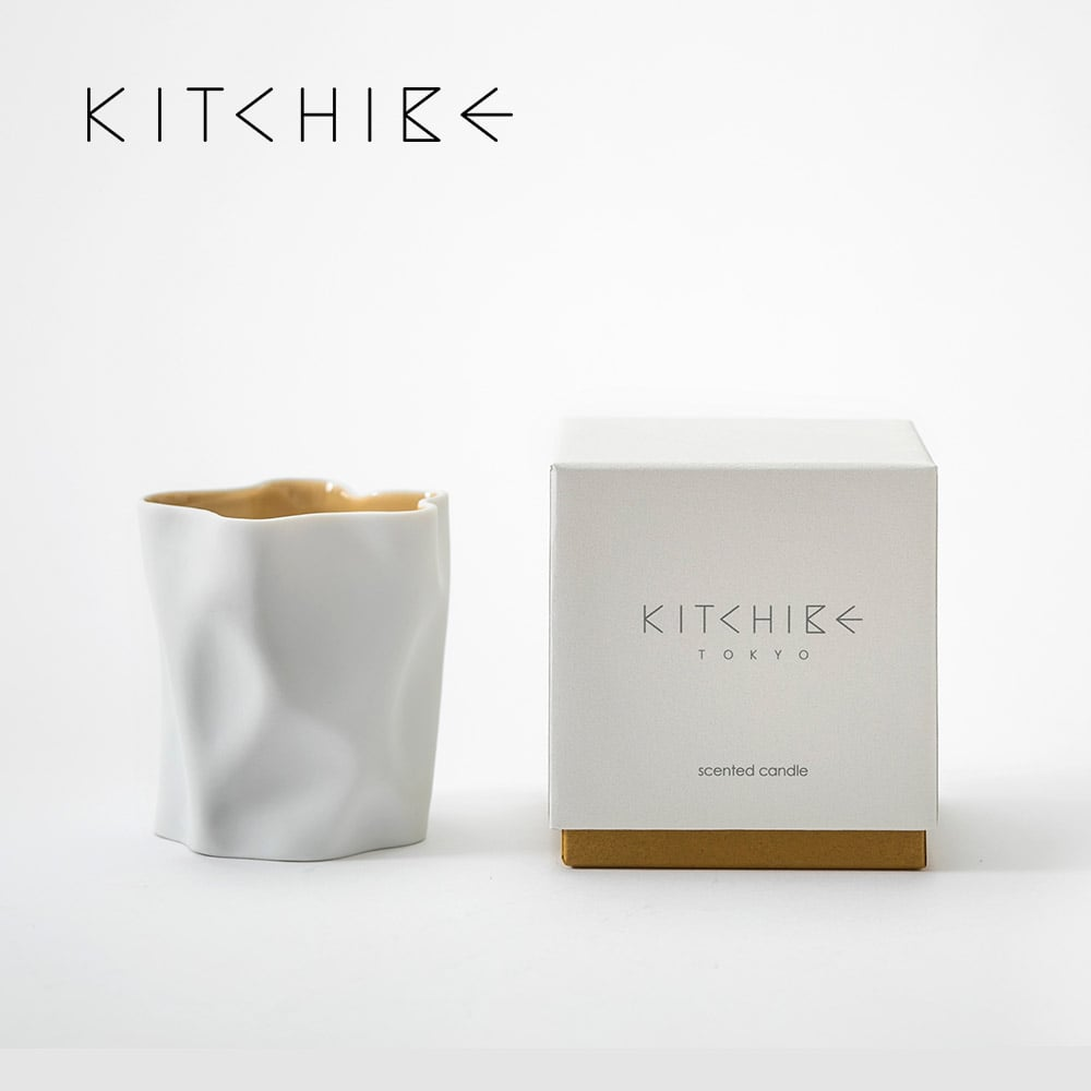 【KITCHIBE】Crinkle Candle (KITCHIBE)