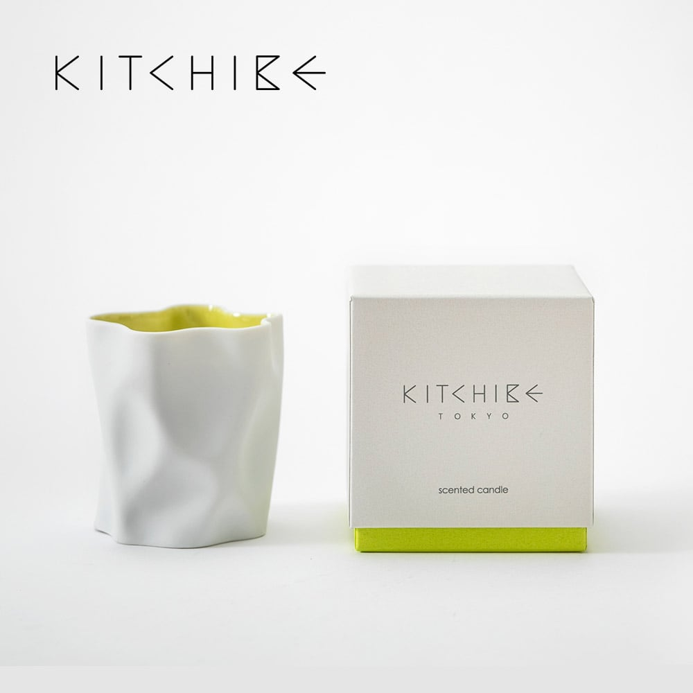 【KITCHIBE】Crinkle Candle (YUZU)