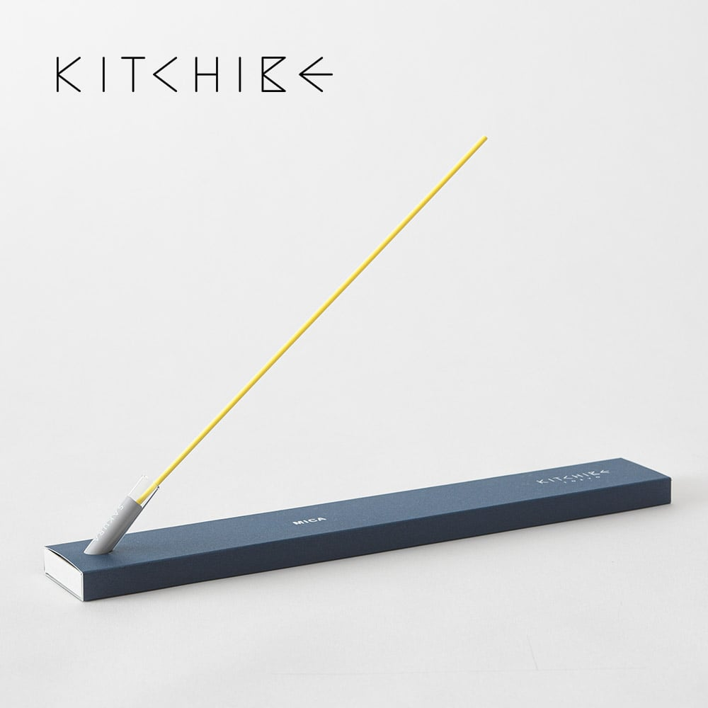 【KITCHIBE】MICA  YELLOW STICK