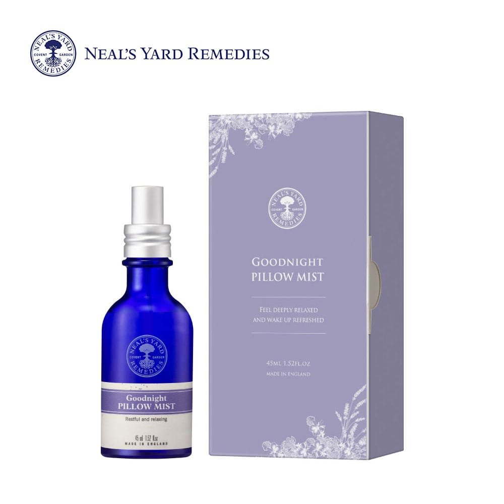【NEAL'S YARD REMEDIES】グッドナイトピローミスト ギフト