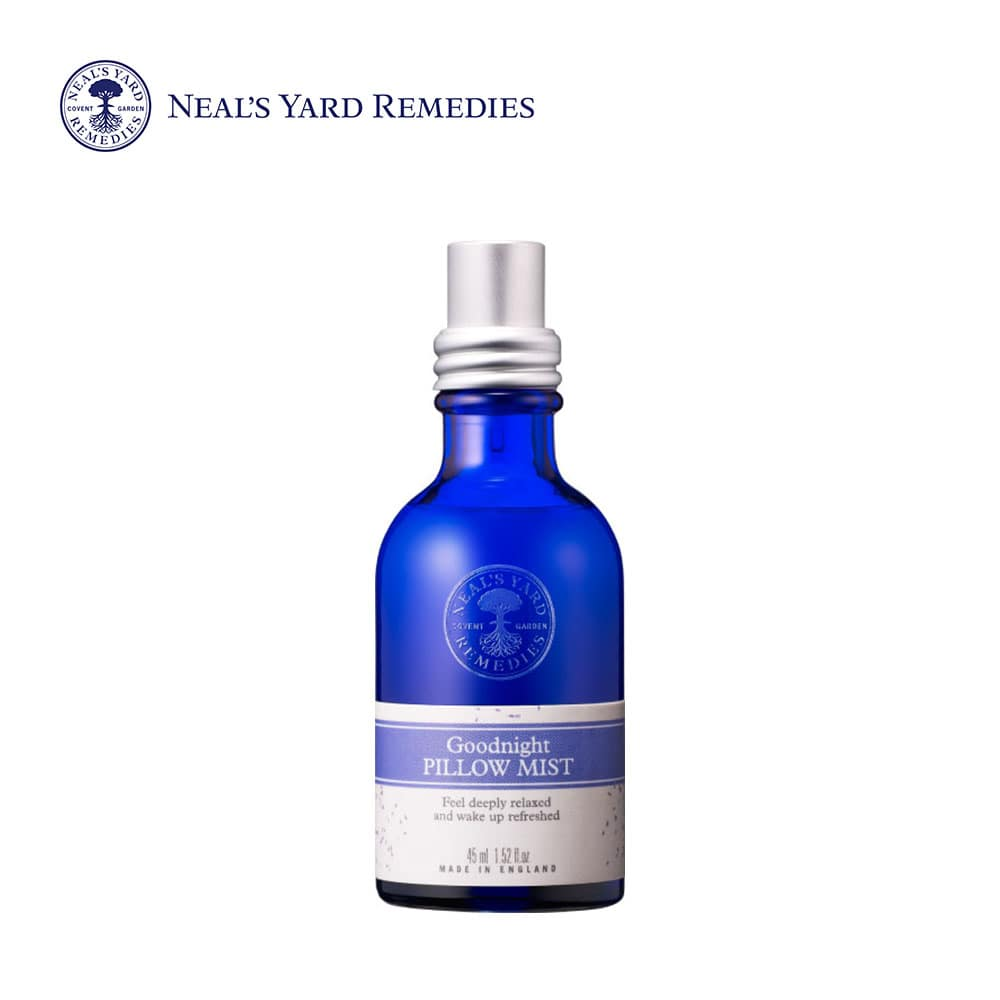 【NEAL'S YARD REMEDIES】グッドナイトピローミスト