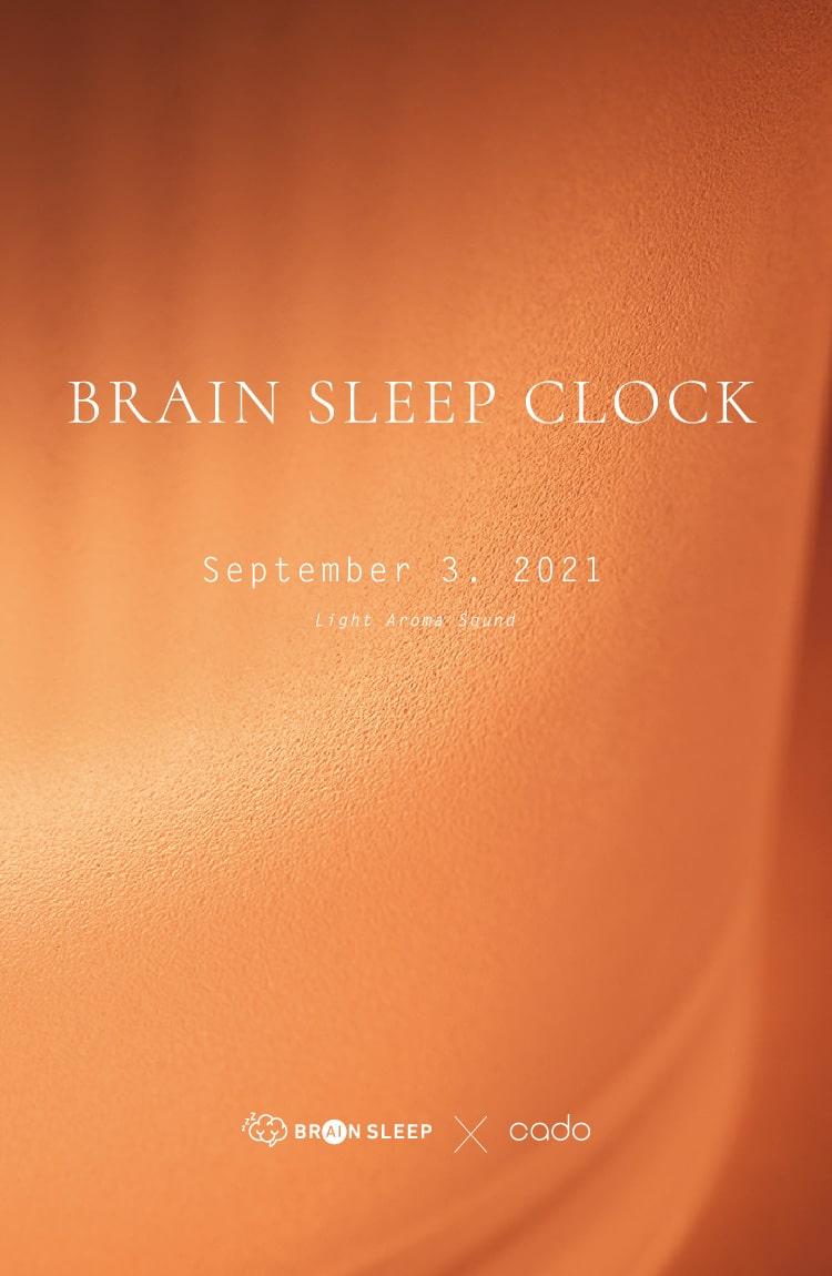 BRAIN SLEEP CLOCK