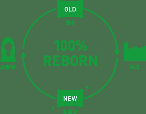 100% REBORN